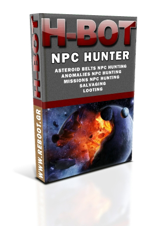 eve online bot h-bot npc hunter box
